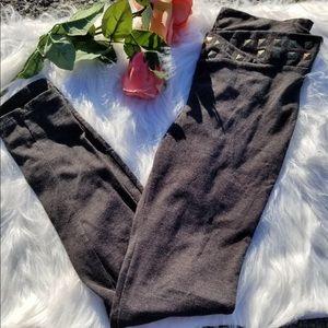 Embellished leggings